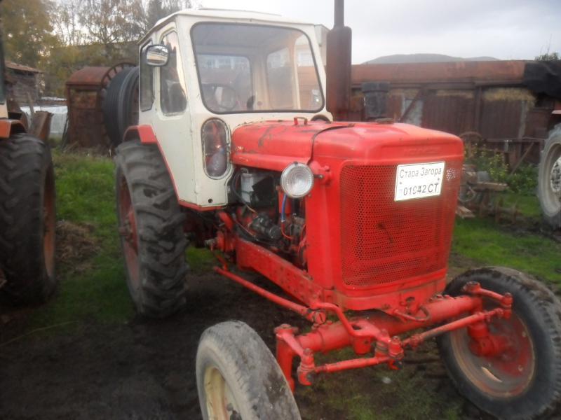 Трактор ЮМЗ, снимка 3