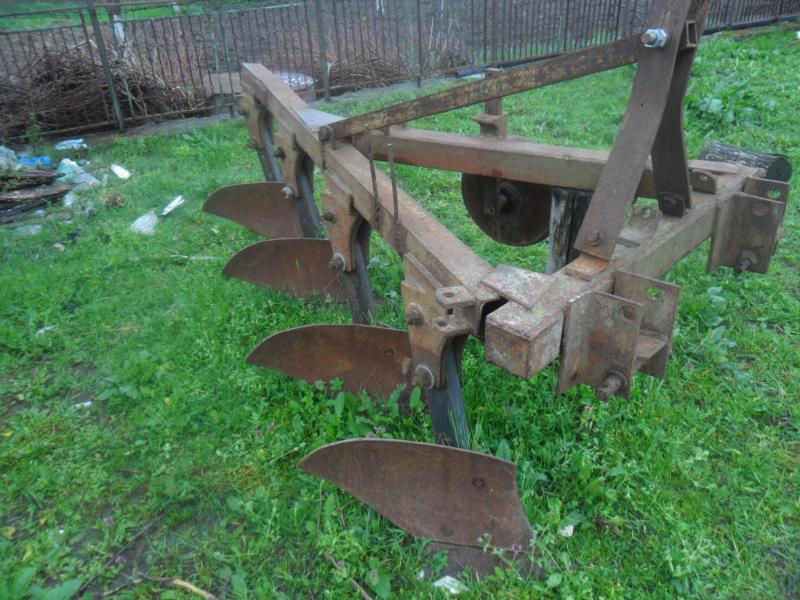 Трактор ЮМЗ, снимка 4