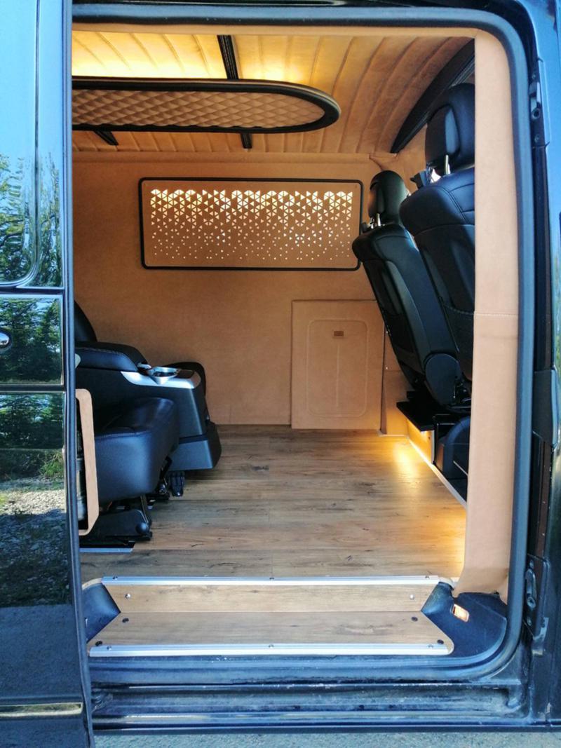 VW Multivan Брониран VIP