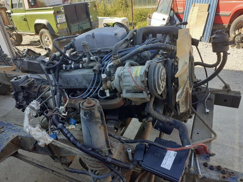 Двигател за Ланд Ровер Дискавъри  93г. 3.5V8