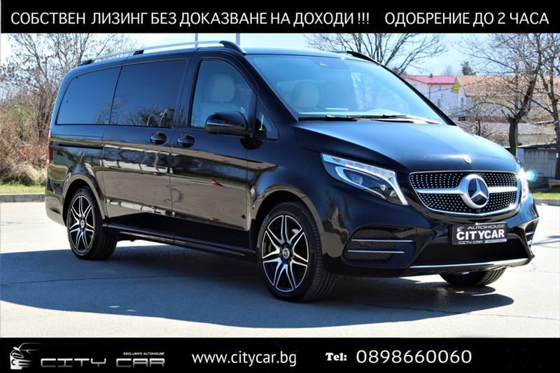Mercedes-Benz V 300 d 4M LОNG AMG/ЕXCLUSIVE VIP SEATS/LED/PANORAMA