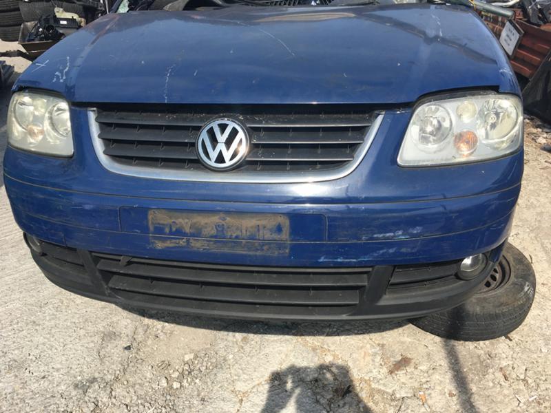 VW Touran 2.0TDI/ BKD