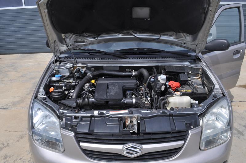 Suzuki Ignis 1.3 DDiS, снимка 8